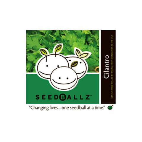 Seedballz Cilantro (1x 4 Oz)