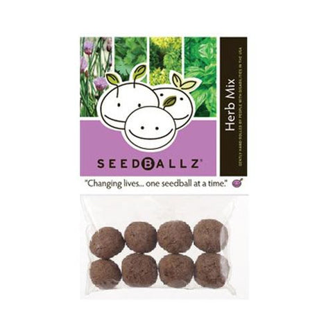 Seedballz Herb Mix (1x 4 Oz)