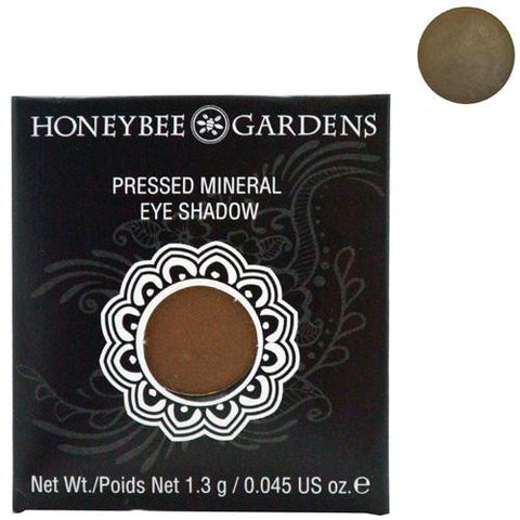 Honeybee Gardens Eye Shadow Pressed Mineral Cocoloco 1.3 G (1 Case)