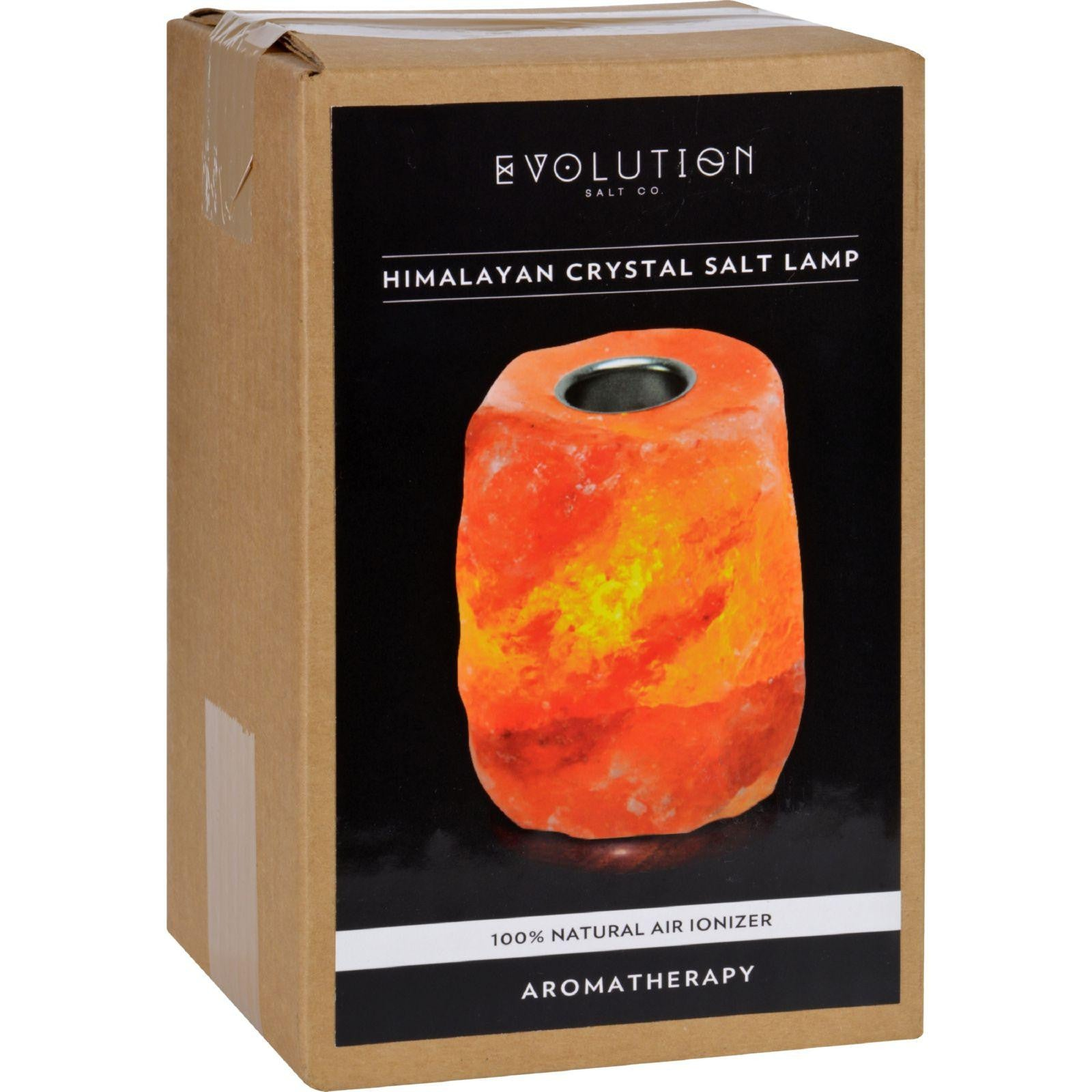 Evolution Salt Crystal Salt Lamp Aromatherapy 1...