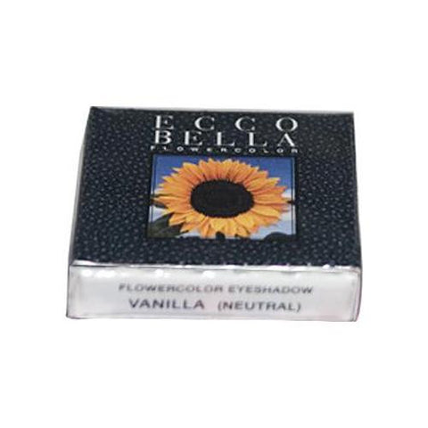 Ecco Bella Flowercolor Eyeshadow Vanilla (1x0.05 Oz)