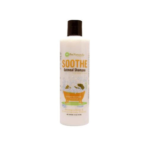 Pet Naturals Of Vermont Soothe Oatmeal Shampoo For Dogs And Cats (16 Fl Oz)