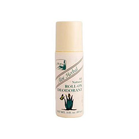 Alvera All Natural Roll-on Deodorant Aloe Herbal (1x3 Fl Oz)