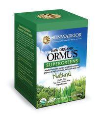 Sun Warrior Ormus Greens, Natural
