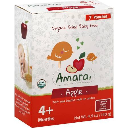 Amara Apple (6x4.9 Oz)