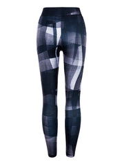 Cubic Nest Tight Full Length Leggings