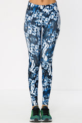 Blue Motion Tight Full Length Leggings