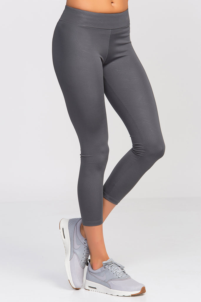 Raw 7/8 Crop Leggings