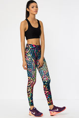 Tribal Casa Full Length Leggings