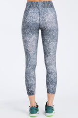 Circuit Melody 3/4 Crop Tight 3/4 Crop Leggings - Jeggie Activewear