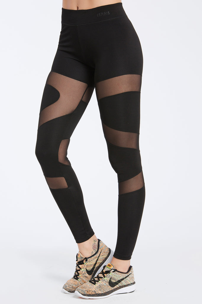 Groove Full Length Leggings
