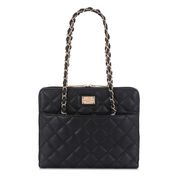 St. Tropez Quilted Purse- iPad Air