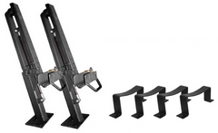 DM-SL - DOLLY MOUNT (SELF LOADING, WITH TIRE CRADLES)
