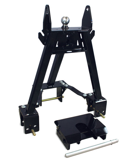 ITD1253 - Fifth Wheel Power Hitch