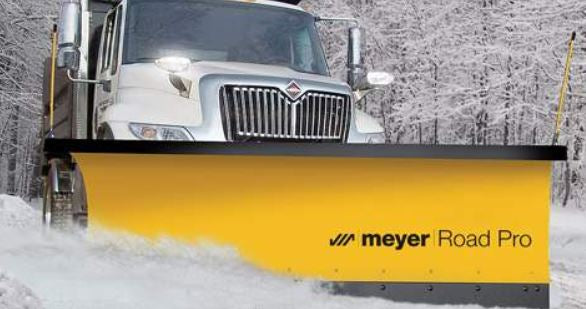 Meyer 09439 11' Road Pro 36 Snow Plow