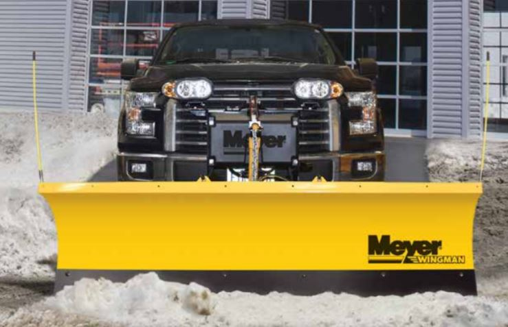 "Meyer 28310 WingMan 7' 6"" Snow Plow"