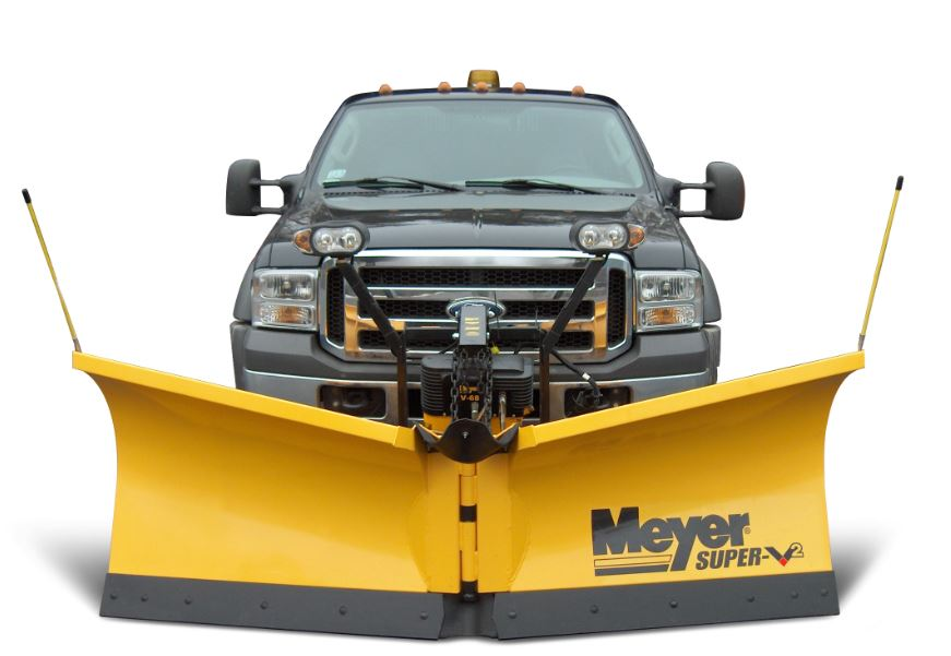 "Meyer 51700 Super-V2 9'6"" Snow Plow"