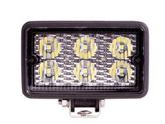 MWL-04 Maxxima Rectangular Heavy Duty Work Light