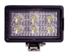 MWL-05SP Maxxima Rectangular LED Work Light, 1,200 Lumens