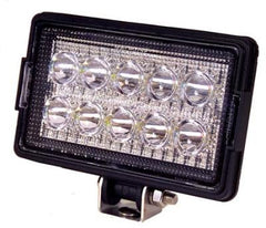 MWL-07SP Maxxima Rectangular LED Work Light, 1800 Lumens