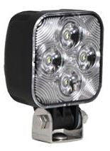 MWL-20 Maxxima Mini Square Work Light 800 Lumen 12/24VDC