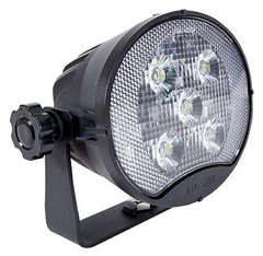 MWL-25SP Maxxima OVAL 5 LED WORK LIGHT - 3,600 LUMEN 12/24VDC