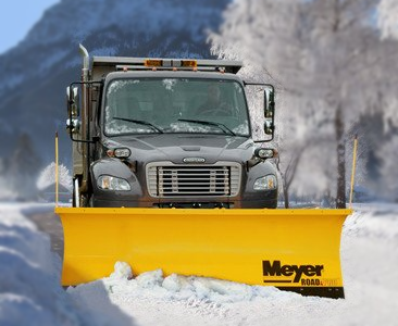 Meyer 09454 Road Pro 32 9' Steel with GTT - CLEARANCE