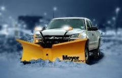 "Meyer 51500 Super-V2 10'6"" Snow Plow"