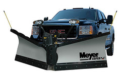 "Meyer 51675 Super-V2 SS 8'6"" Snow Plow"