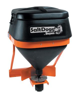Buyers SaltDogg TGS01B 8 Cubic Foot Tailgate Spreader