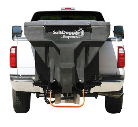 Buyers SaltDogg TGS07 11 Cubic Foot Tailgate Spreader