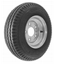 "WA-4SS - 4.80x8 LOAD RANGE ""C""  (760 lb -- 338 kg)   CARLISLE TIRE ON  STEEL WHEEL"