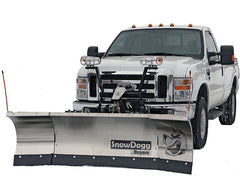 Buyers SnowDogg XP810 Snow Plow, 96""