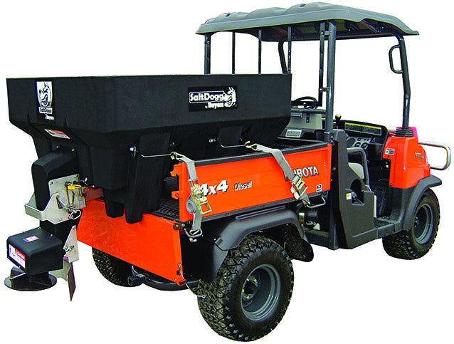 Buyers SaltDogg SHPE0750 Electric Poly Hopper Spreader