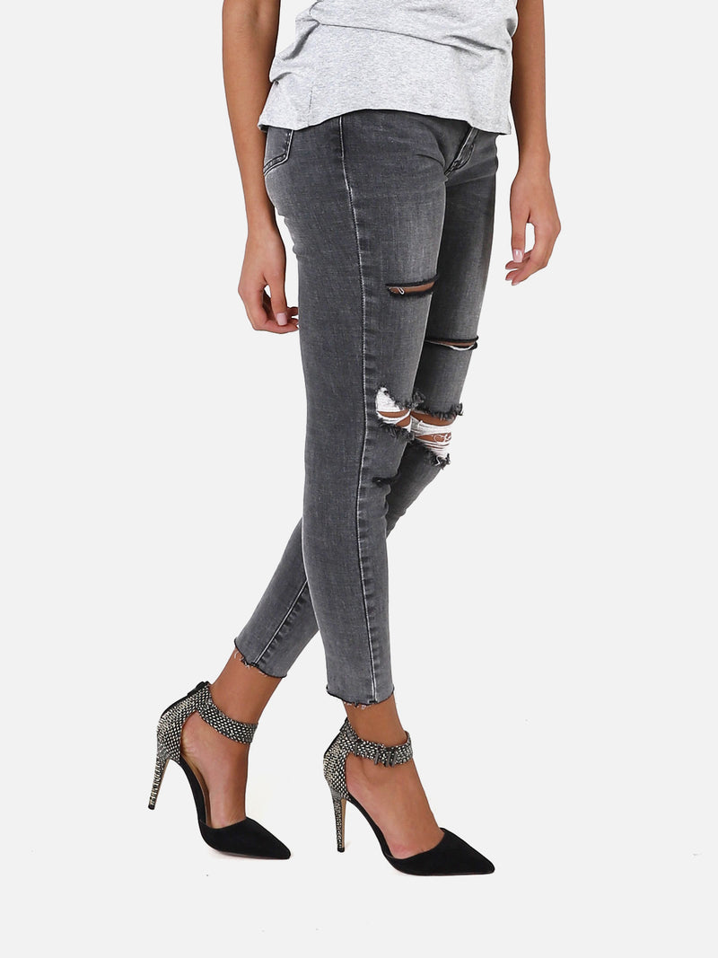 Cut Out Jeans