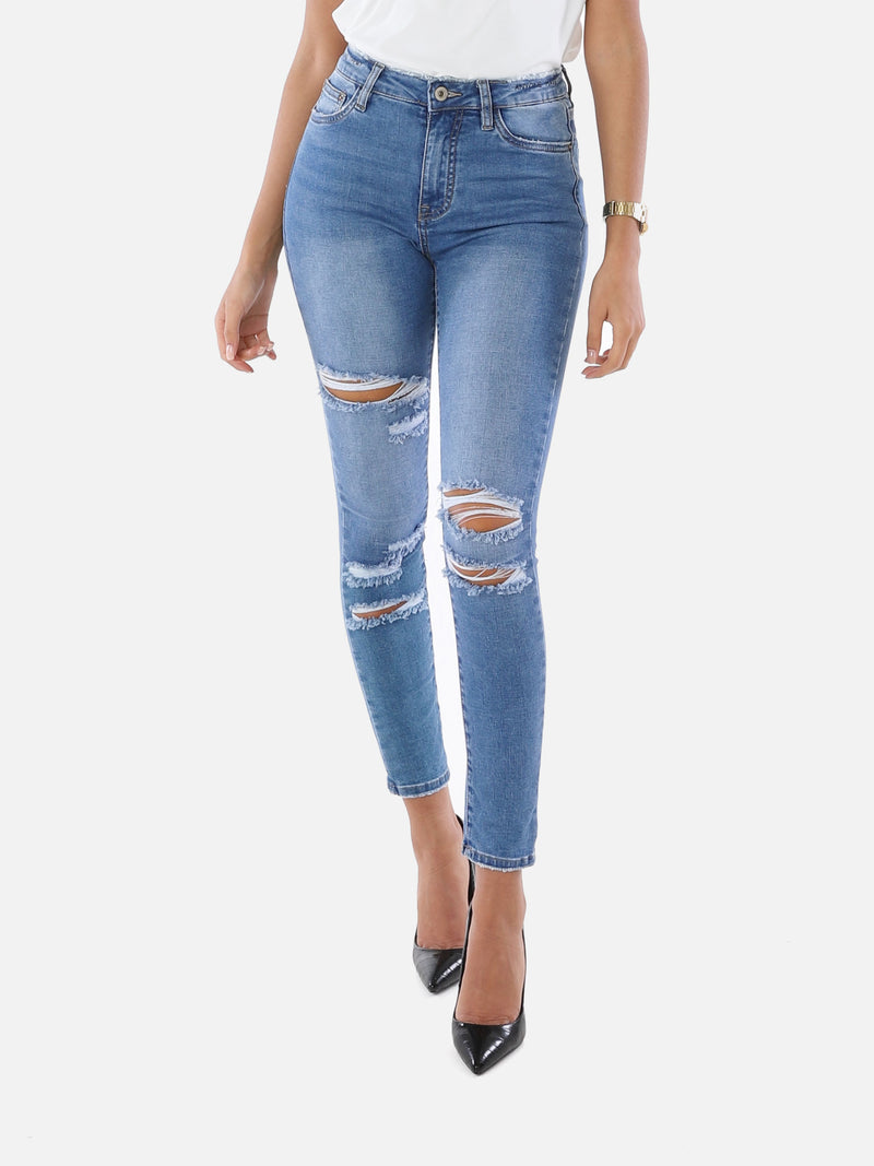 Ripped Jeans, 581-1