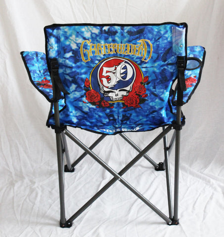 e. $39.99 Grateful Dead 50th Anniversary Camping Chair