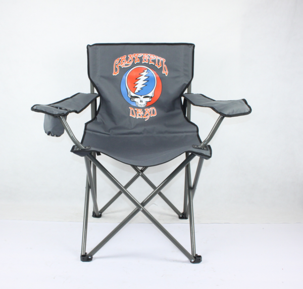 c. $39.99 Grateful Dead Steal Your Face Camping Chair
