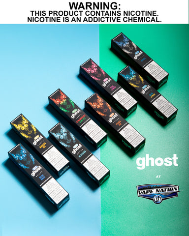 Ghost MAX disposable vape