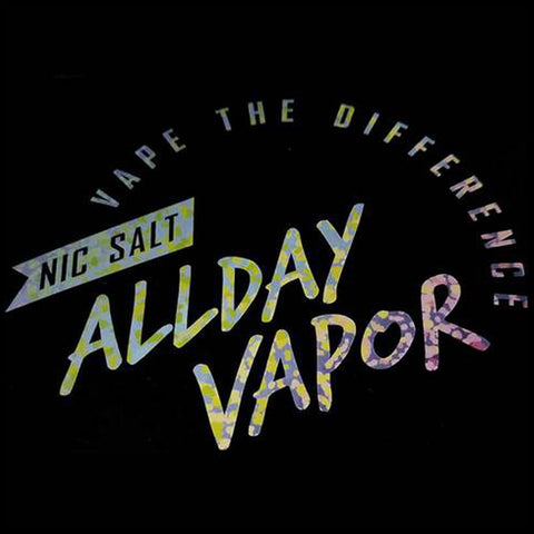 All Day Vapor Nic Salt