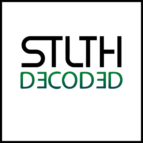STLTH Decoded Pods (3 pack)