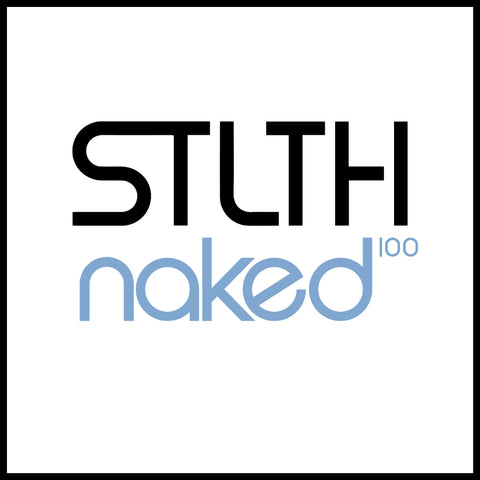 STLTH Naked 100 Pods (3 pack)