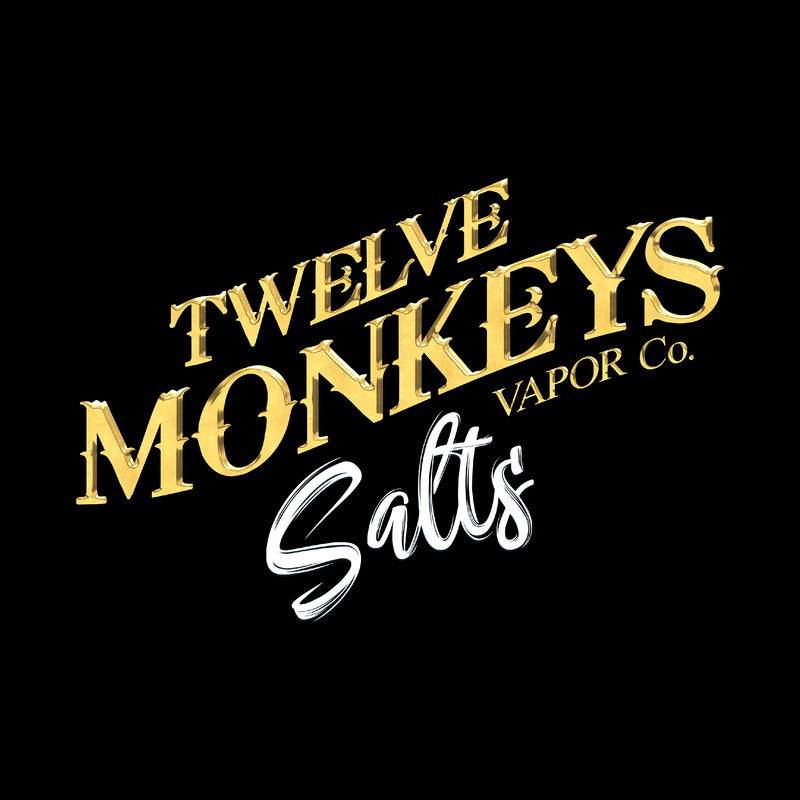 Twelve Monkeys Nic Salts