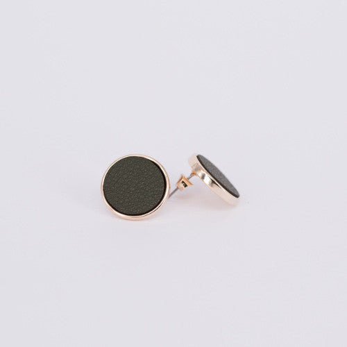 SAHARA EARRINGS - Khaki