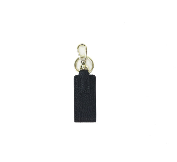 ONYX PERSONALISED KEYRING- Black
