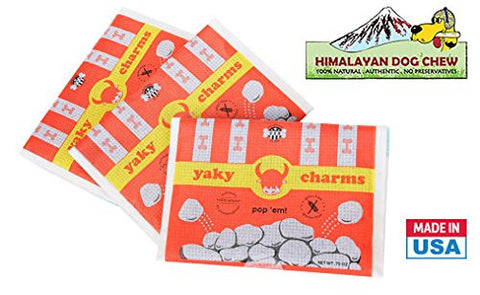 Himalayan Dog Chew Yaky Charms 0.75oz