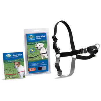 Easy Walk No-Pull Front-Attachment Harness for Dogs