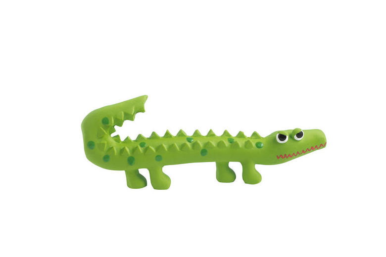 Alligator Latex Dog Toy