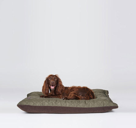 Barbour Quilted Dog Duvet