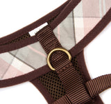 Barbour Tartan Cotton Harness